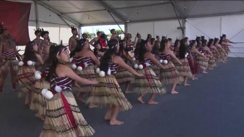 Video for 2021 ASB Polyfest, TWK o Hoani Waititi Marae, Whakaeke