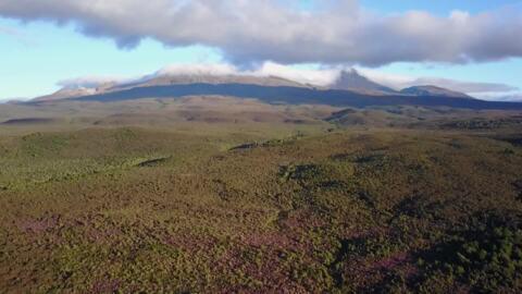 Video for Ngāti Rangi look to settle Ruapehu, Tongariro claims