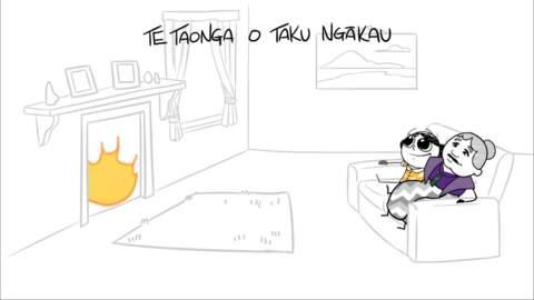 Video for Tamariki Haka, 1 Ūpoko 21