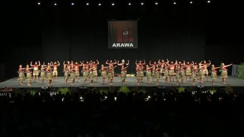 Video for 2020 Kapa Haka Regionals, Ngāti Rangiwewehi, Waiata-ā-ringa