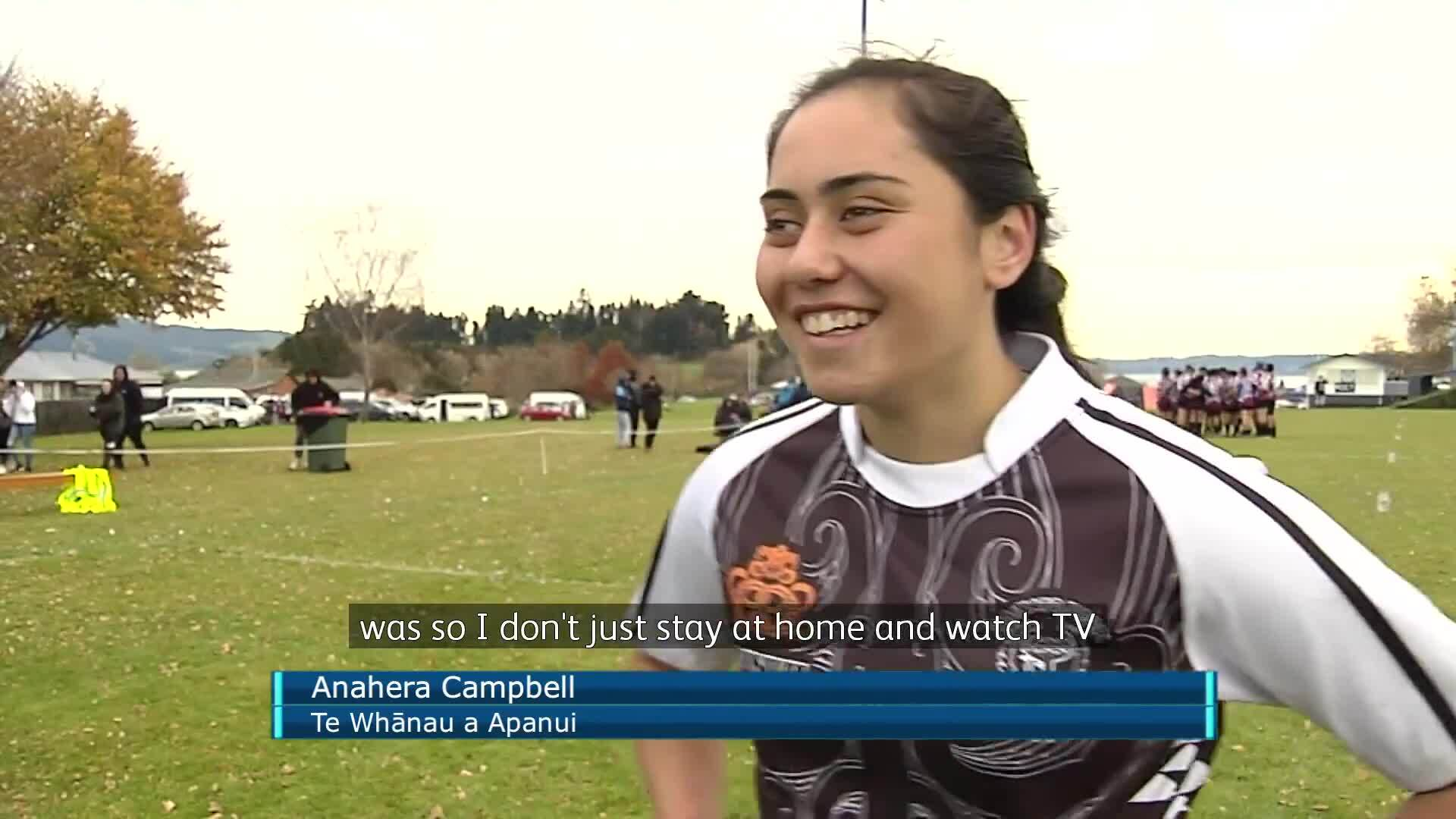 Video for NZMRL Rangatahi tournament growing the game of rugby league