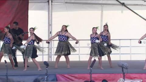 Video for 2021 ASB Polyfest, Ngā Taniwha o Kaipara - Kaipara College, Poi