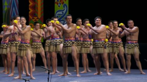 Video for Haka - Webisode; Hato Paora College,