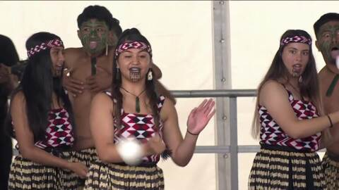 Video for 2021 ASB Polyfest, Waiuku College, Poi