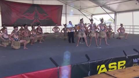 Video for 2021 ASB Polyfest, Titikopuke - Dilworth School, Whakawātea