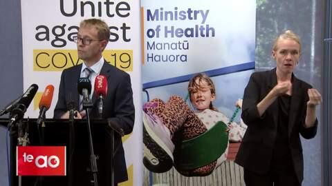 Video for A step closer to a Māori Covid-19 vaccine rollout