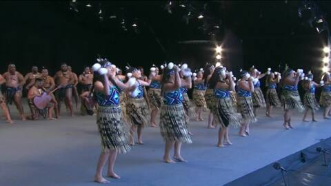 Video for 2019 Te Matatini, Te Tū Mataora, Poi