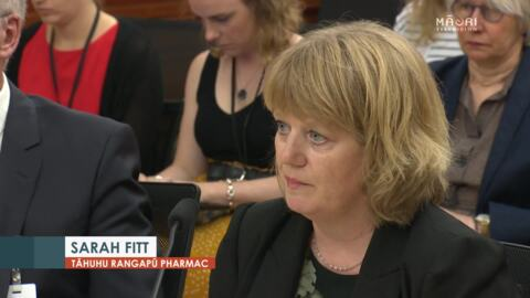Video for Whangārei MP grills PHARMAC in Health Select Committee