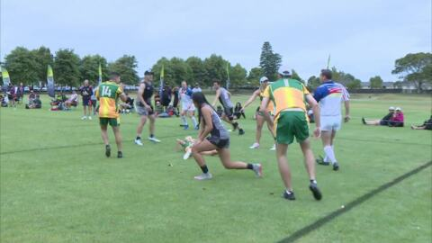Video for Youth Trans-Tasman Test Series 2017, 20 Mixed (2nd Test)