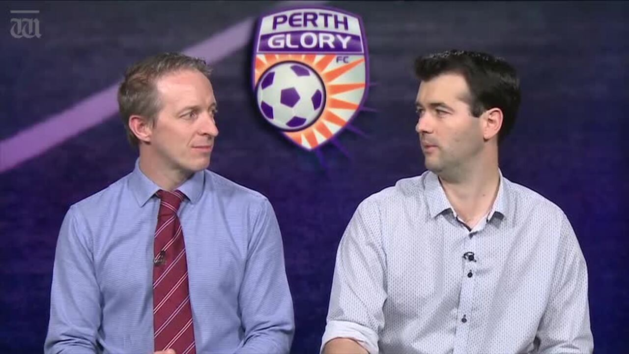 In Friday's double header at NIB Stadium, Glory women play Sydney FC at 3pm and Glory men play Sydney FC at 6pm.