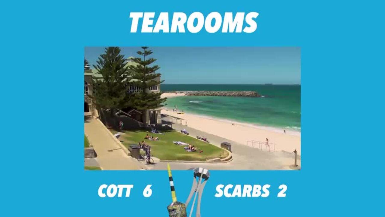 Perth's favorite beach - Cott or Scarbs?  🌊☀️😎 #huh?
