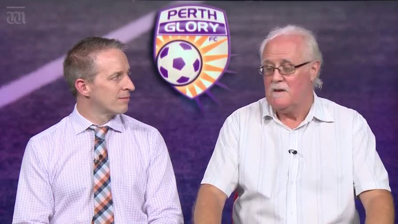 Paul Barry and Nick Taylor discuss former Glory striker Adam Taggart's transfer and Glory women's upcoming final.