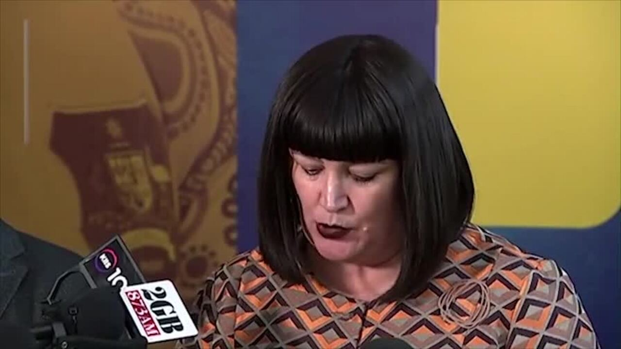 WATCH: Rugby Australia CEO Raelene Castle has announced Israel Folau's contract has officially been terminated following his social media post breaches.