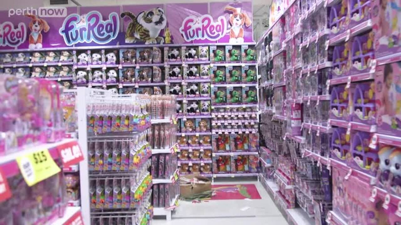 """Toymate are hoping to shake up the toy retail industry in WA, after Toy""""R""""Us recently closed down."""