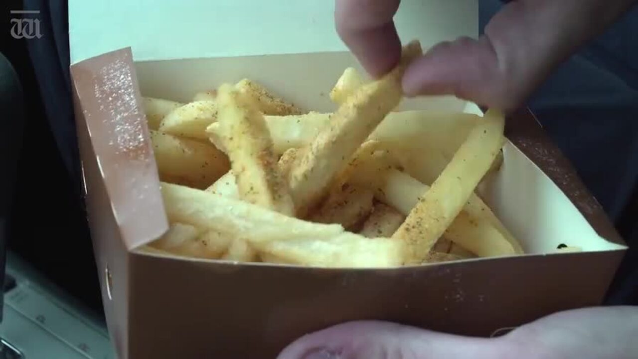 We find out whether Hungry Jack's new BBQ Shapes-flavoured fries live up the hype.