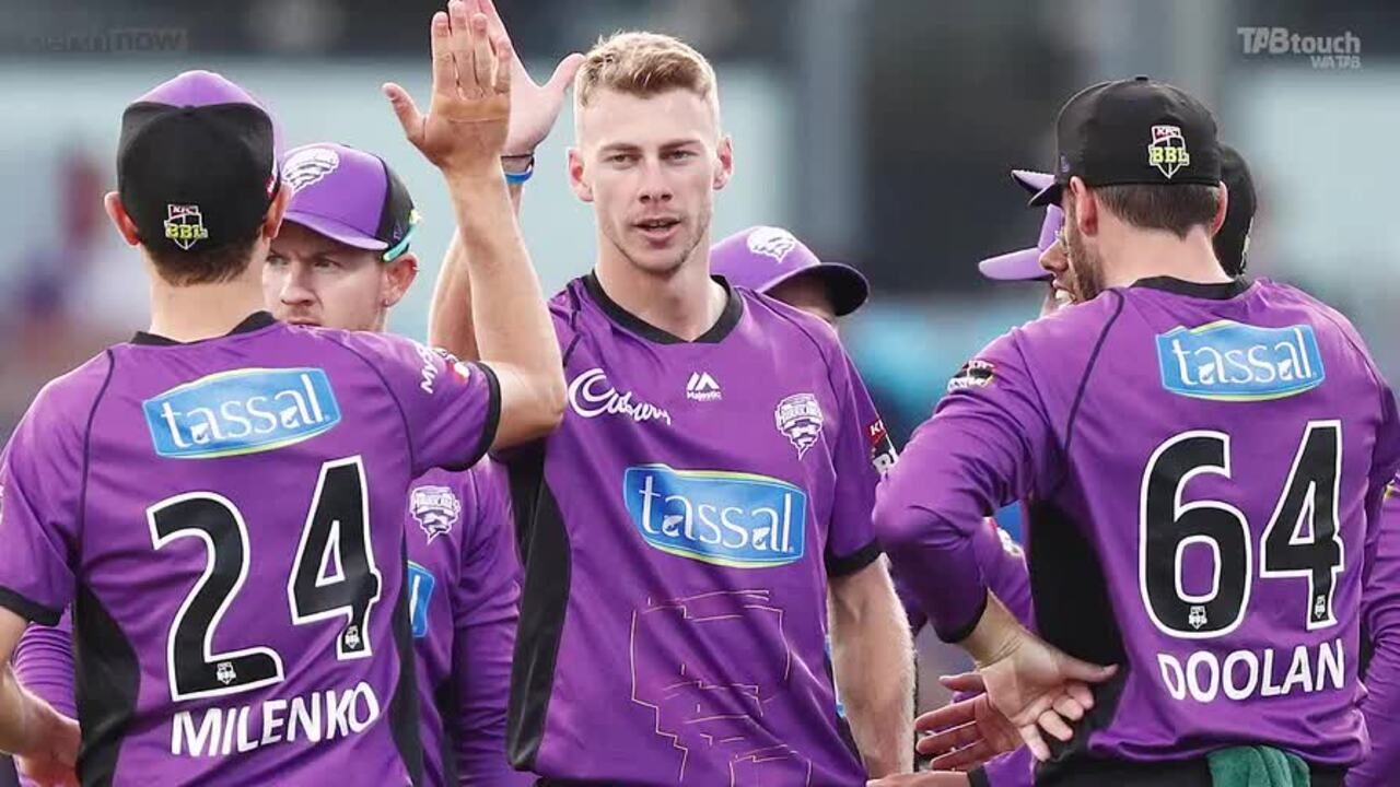 WATCH: On this week's edition of The Edge, Scorchers paceman Andrew Tye explained how his side plans to take down the Hobart Hurricanes in their upcoming clash.