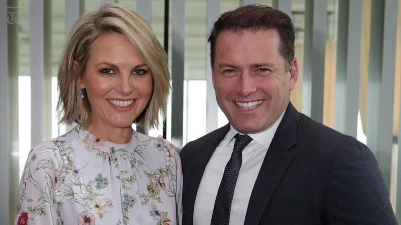 Channel 9 presenter Karl Stefanovic has parted ways from breakfast program The Today Show.
