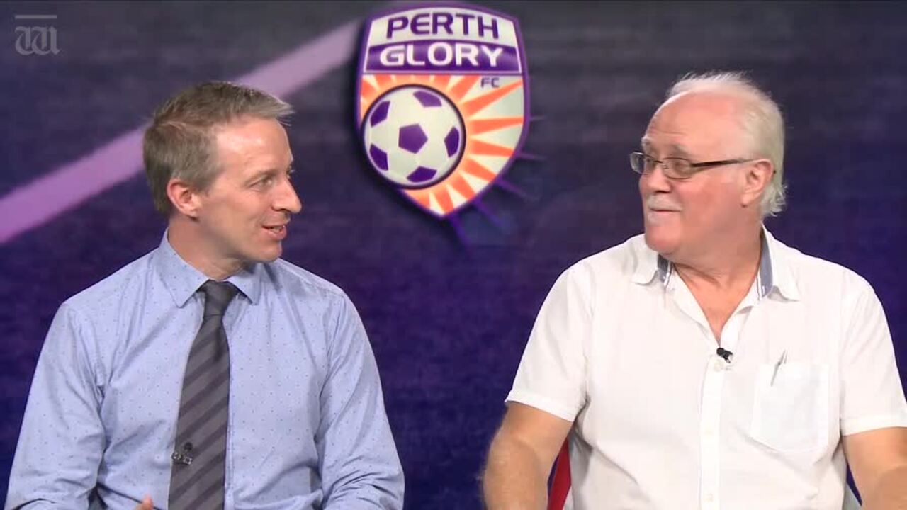 Paul Barry and Nick Taylor talk about how Glory will line up against Wellington this weekend.