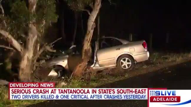 SA road crashes: Four killed in shocking 72 hours | Adelaide Now