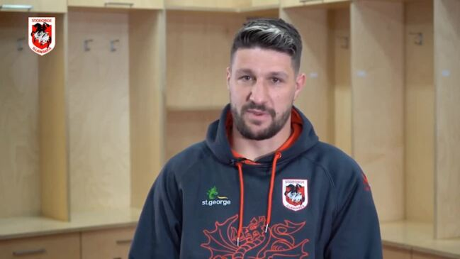 Gareth Widdop opens up on Dragons' release rumours