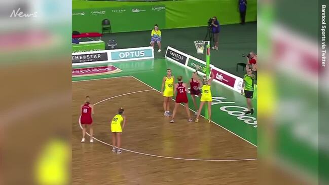 America's clueless reaction to netball celebration