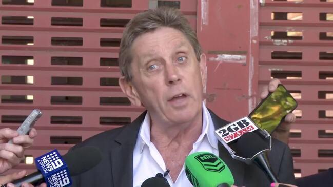 Manly CEO speaks after NRL star Walker stood down