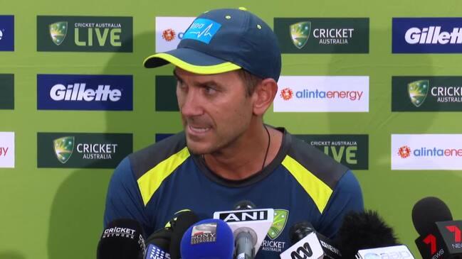 Justin Langer on ODI squad additions