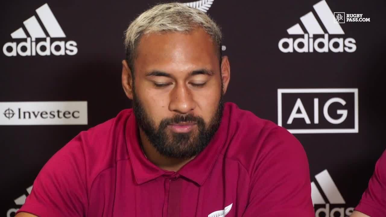 All Blacks insist 'no pressure' as they prepare to face Argentina | Tri Nations 2020