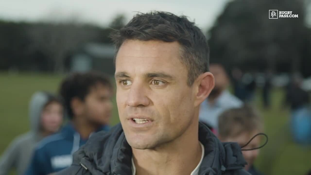 Dan Carter | Southbridge press conference