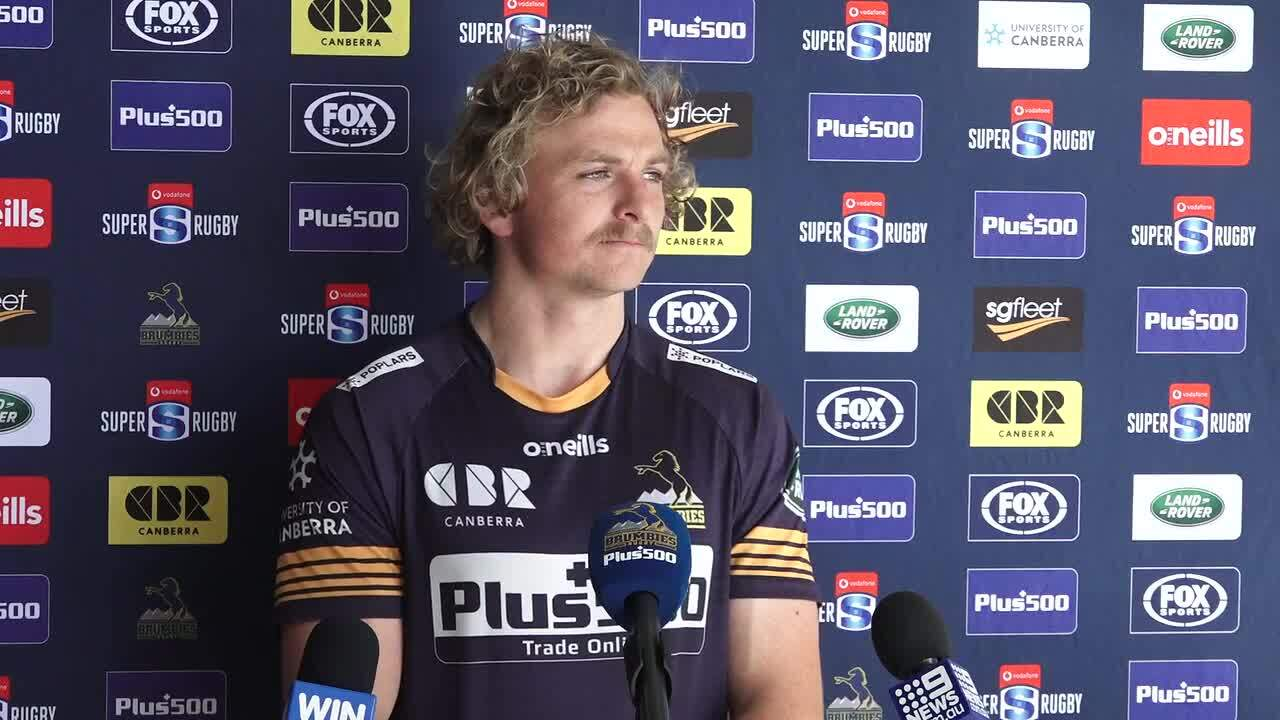 Brumbies vice-captain Joe Powell