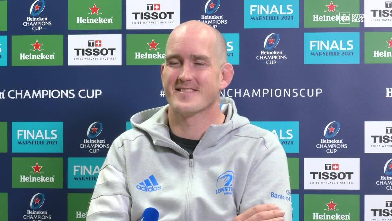 Devin Toner on the challenges that face Leinster ahead of Montpellier clash | Heineken Champions Cup