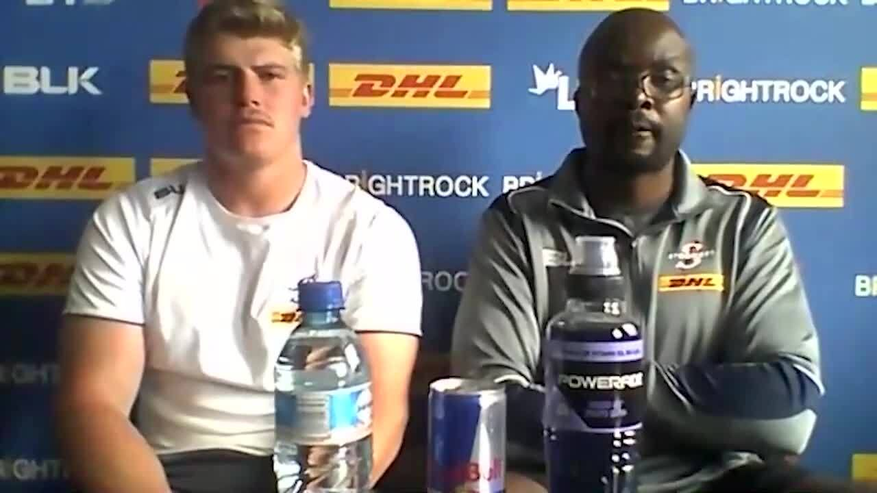 Stormers forwards coach Rito Hlungwani - edited