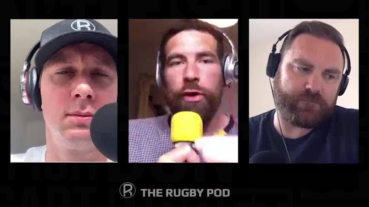 The Rugby Pod I Season 4 I Episode 33