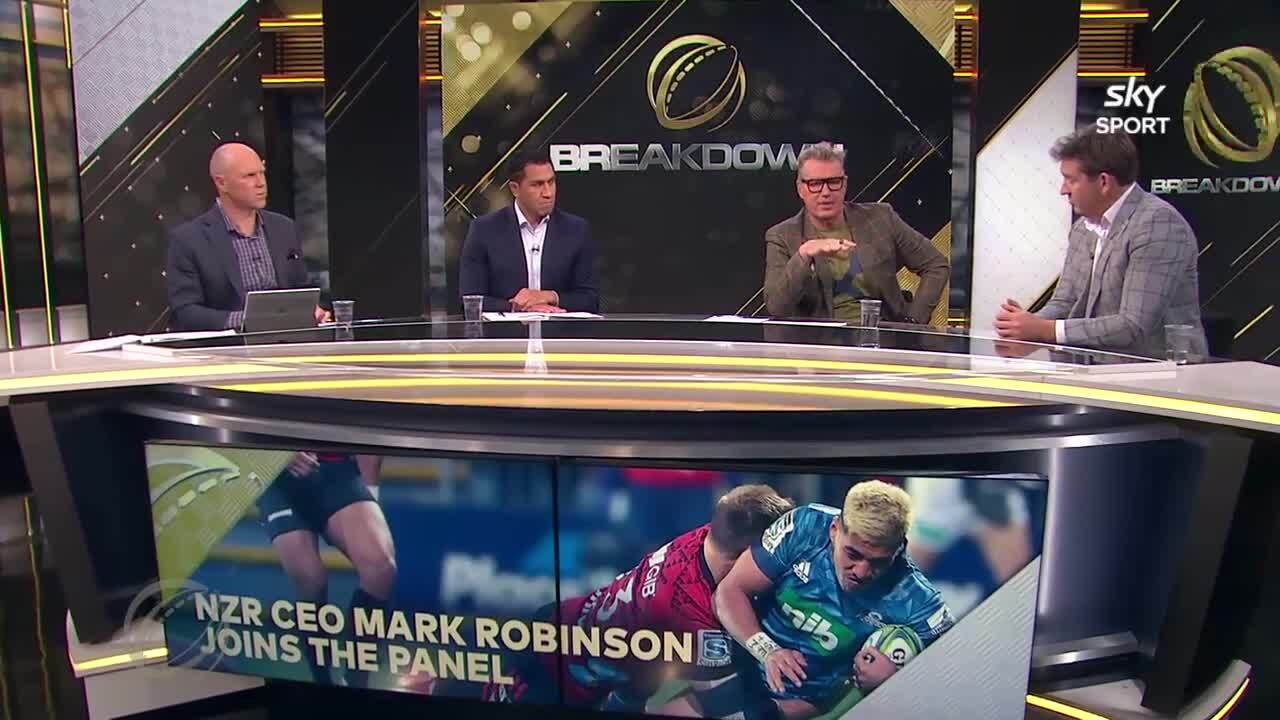 The Breakdown | Episode 34 | NZR CEO Mark Robinson guests following round 1 of the Mitre 10 Cup