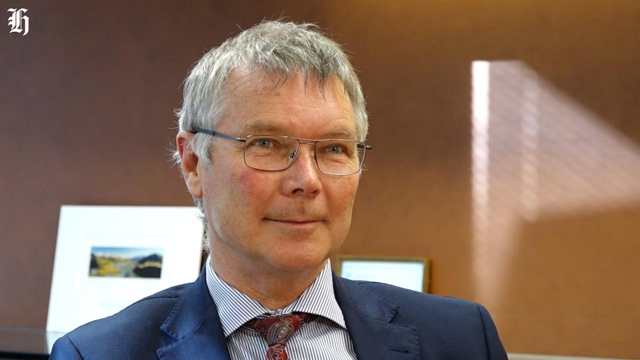 Meet NZ's top trade official, Vangelis Vitalis
