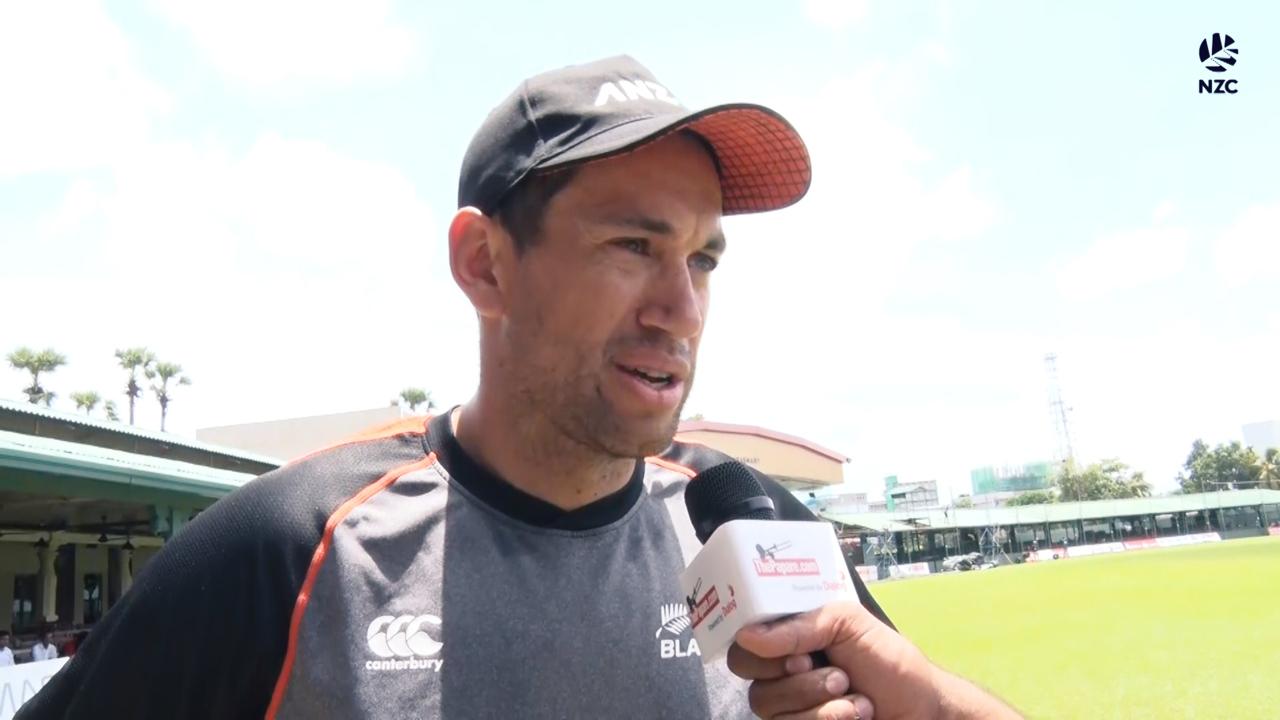 Live cricket updates: Black Caps v Sri Lanka, second test day one - ICC World Test Championship