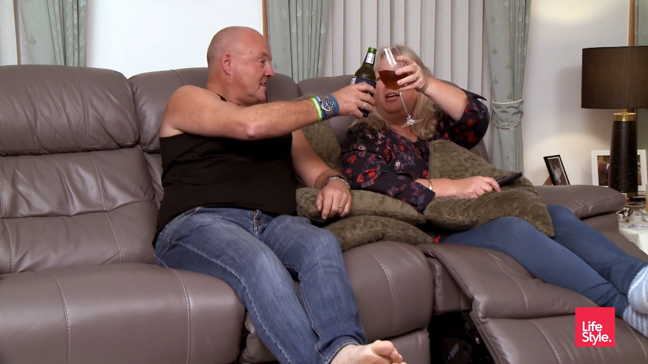 Thumbnail of Gogglebox season 10 highlight: Lee and Keith are grandparents!