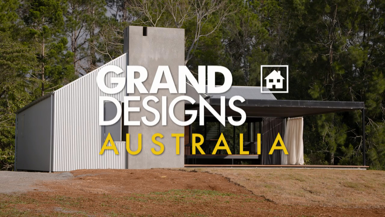 Thumbnail of Grand Designs Australia exclusive: David and Sarah show off their Mt Tamborine home