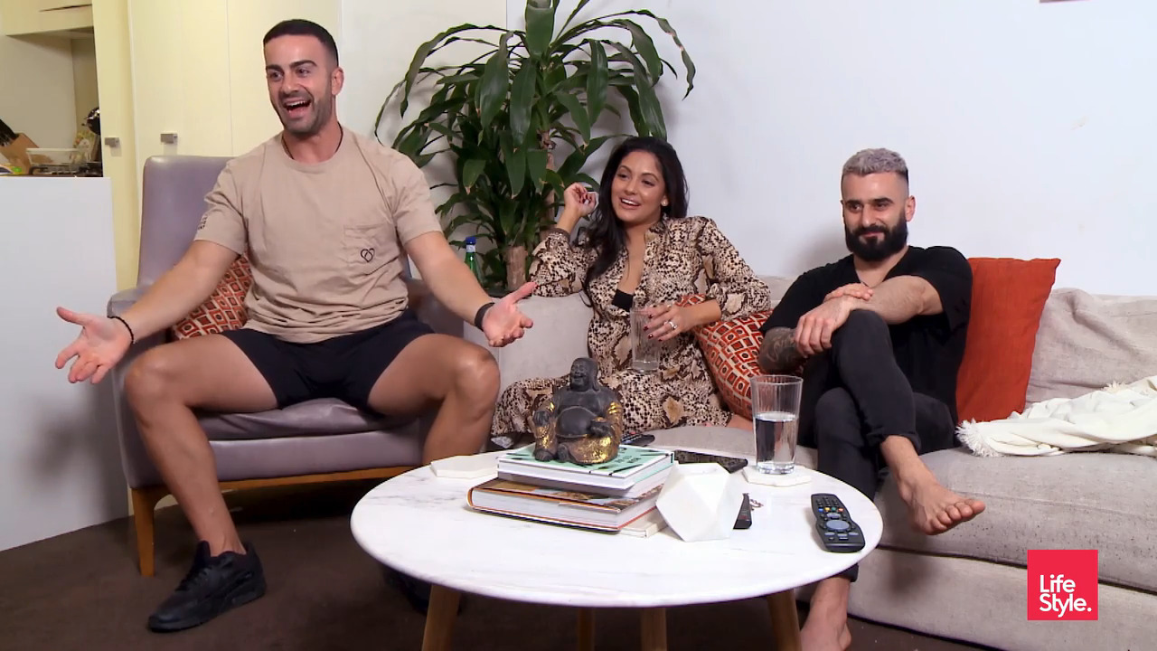 Thumbnail of Gogglebox season 10 highlight: Jad's passion for food