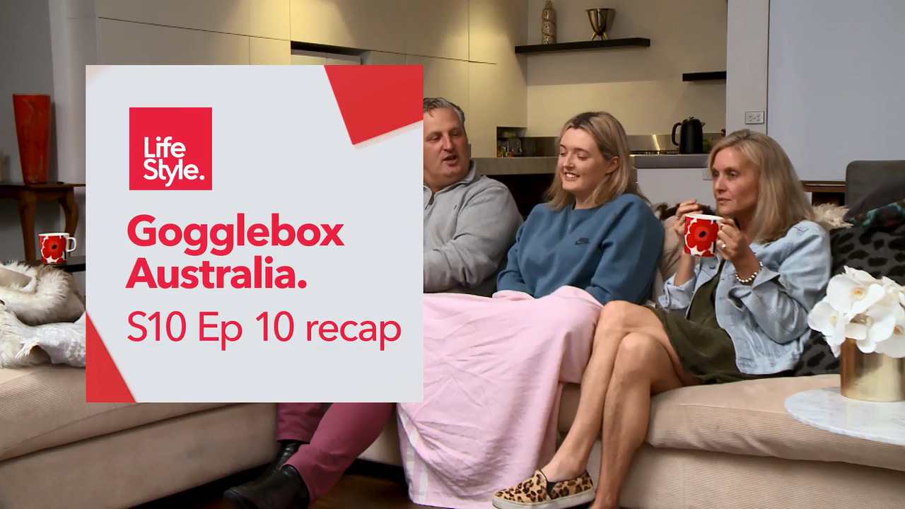 Thumbnail of Gogglebox best bits: Episode 10, Season 10