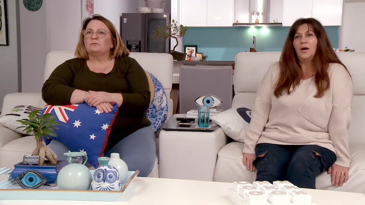Thumbnail of Gogglebox Unseen: Season 12. What is that shrew doing?