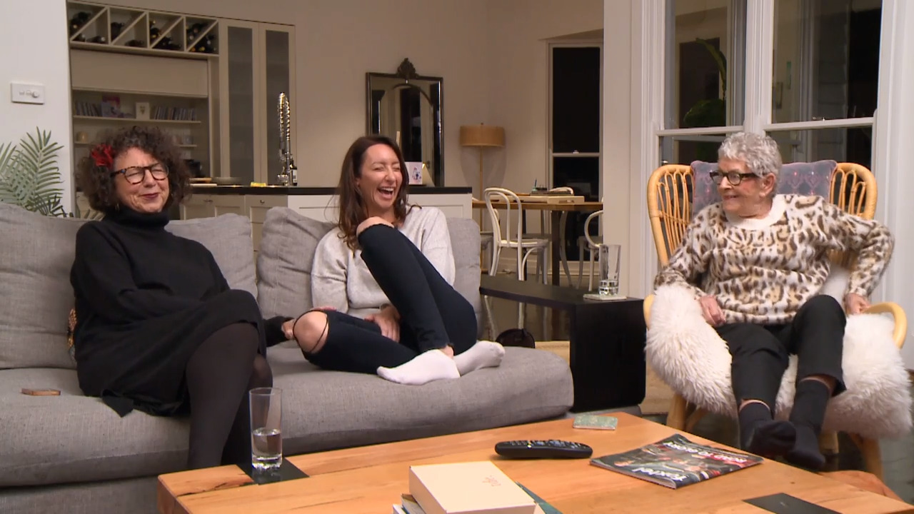 Thumbnail of Gogglebox family extras: On ageing