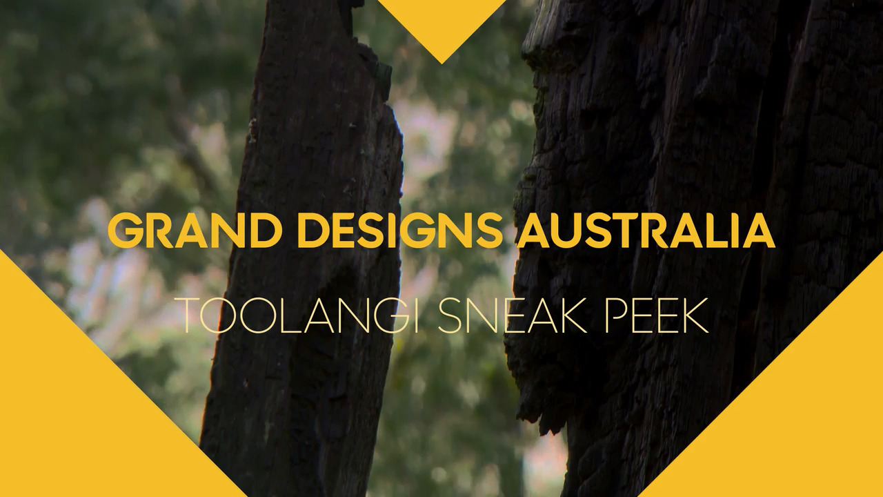 Grand Designs Australia: Sneak peek Toolangi, VIC, Episode 6, Season 8