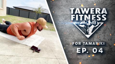 Video for Tawera Fitness for Tamariki, Ūpoko 4