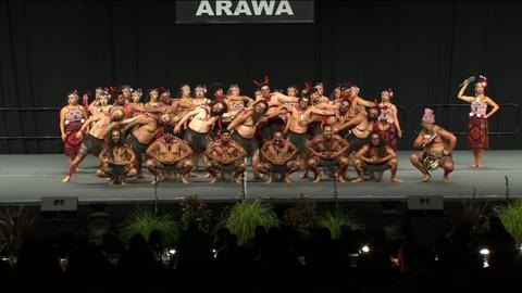 Video for 2020 Kapa Haka Regionals, Te Ahi Tipua (o Tūwharetoa), Haka