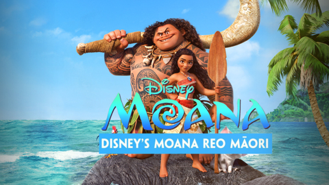 Video for Moana reo Māori makes Disney+ a reo resource