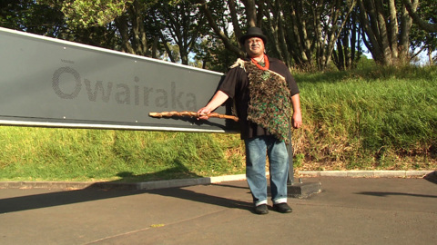 Video for Wairaka ingoa not erased from Auckland's history
