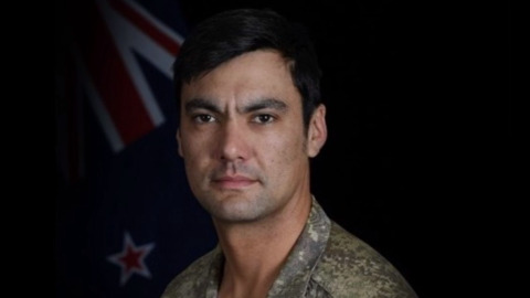 Video for SAS soldier killed in training accident in Auckland