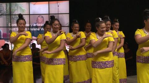 Video for 'Vital' NZ-born Samoans use language - Minister