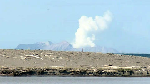 Video for One fatality confirmed in Whakaari - White Island eruption